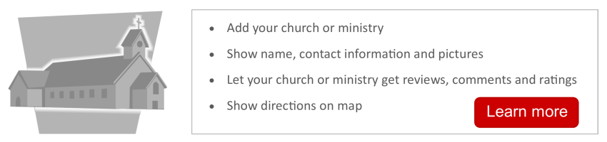 Churches and Ministries Directory