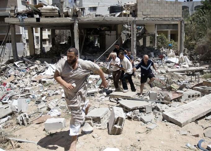 Israel Hamas War 1