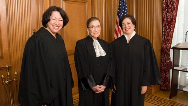 Sonia-Sotomayor--Ruth-Bader-Ginsburg-and-Elena-Kagan--Supreme-Court-justices-jpg