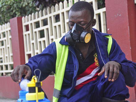 Liberia-West-Africa-Ebola